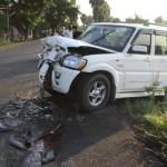 Scorpio Accident India