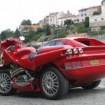 Snaefell Laverda Sidecar 002