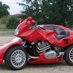 Snaefell Laverda Sidecar 001