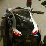 BMW Efficient Dynamics Concept at MI-4 shoot in Mumbai (2)
