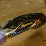 BMW Efficient Dynamics Concept at MI-4 shoot in Mumbai (3)