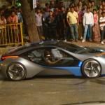 BMW Efficient Dynamics Concept at MI-4 shoot in Mumbai (5)