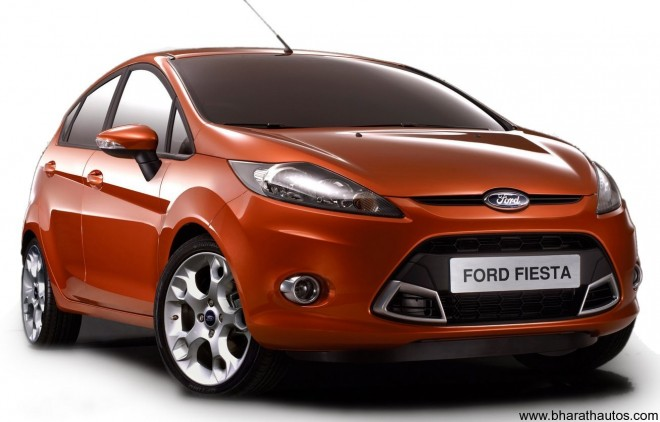 2011 ford fiesta bookings open in india