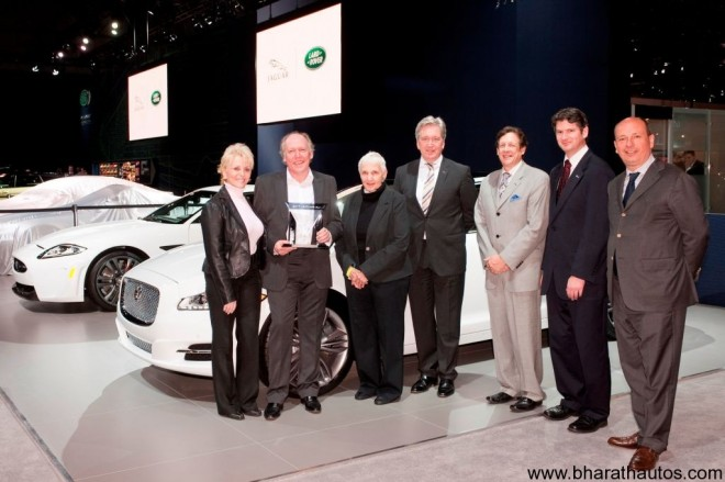 Jaguar- New York Auto Show, 2011