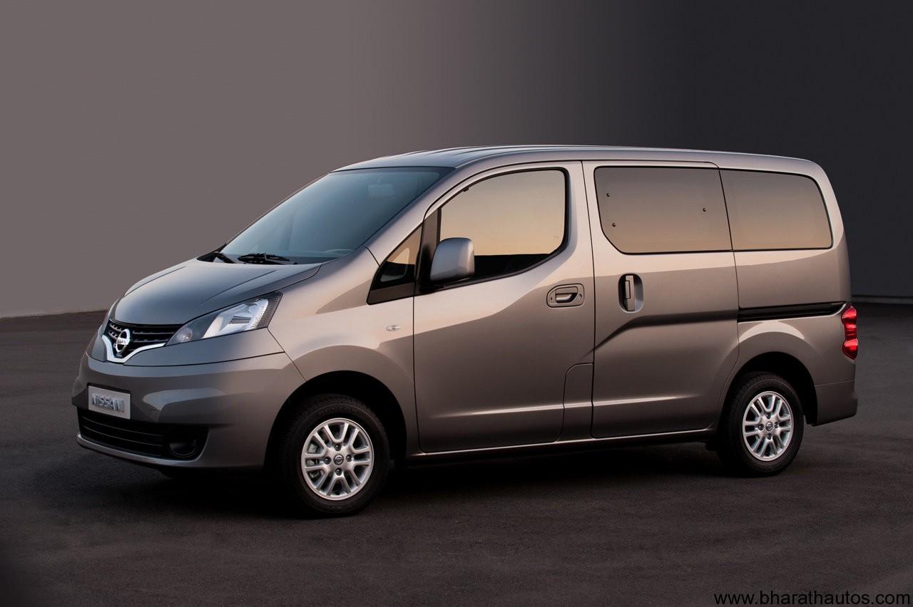 Nissan-NV200 India