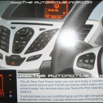 The All New Ford Fiesta Brochure 2nd page