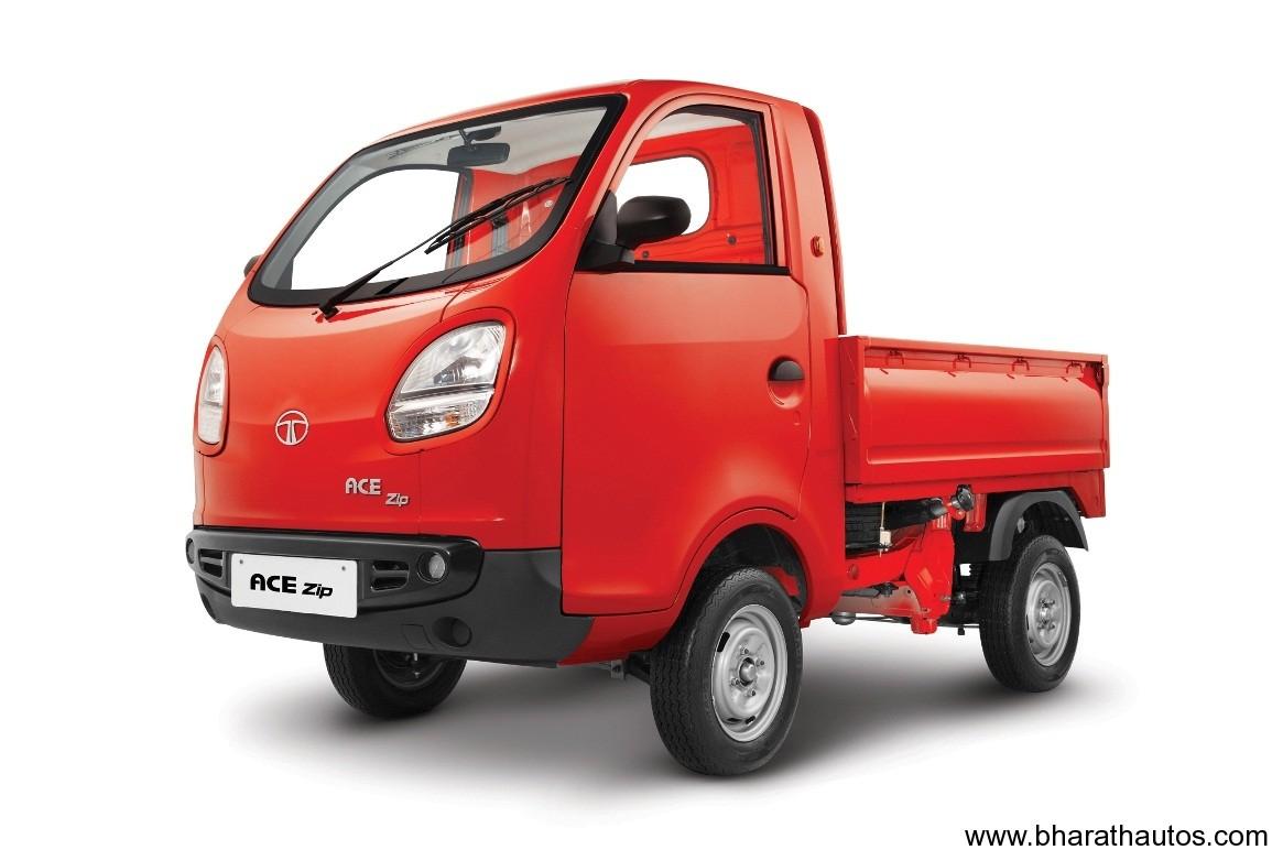 Tata Launches New Magic Iris And Ace Zip