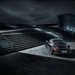 Porsche Cayman S Black Edition - Rear