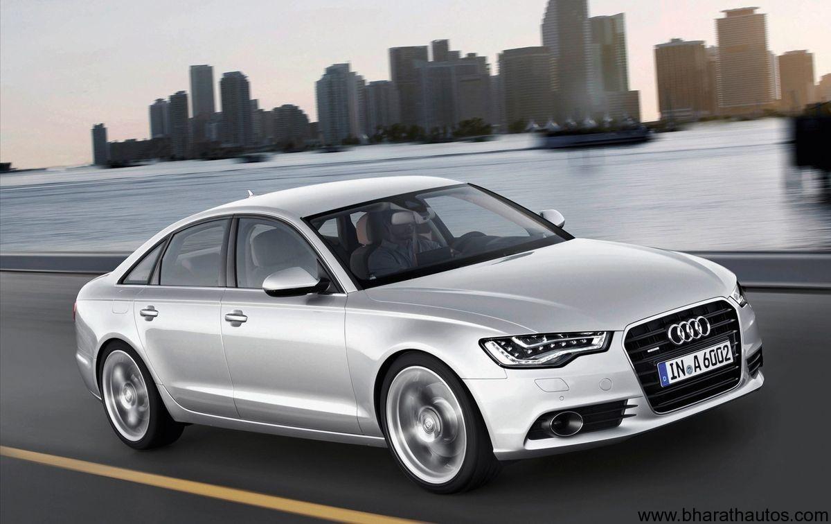 2011-Audi-A6-Front