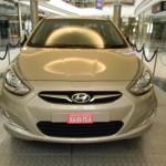 2011 Hyundai Verna RB Sedan