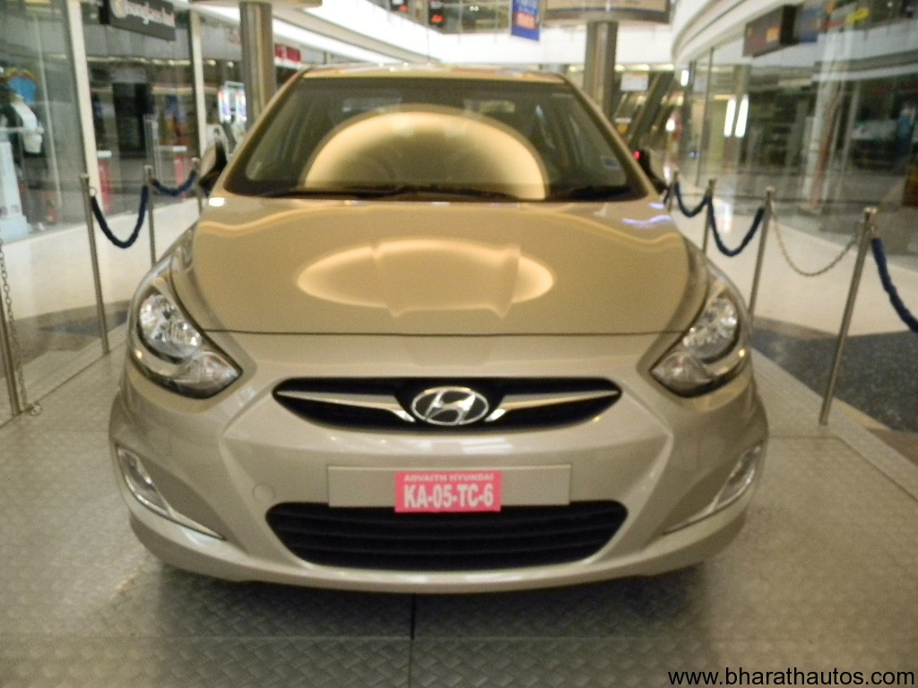 2011 Hyundai Verna RB Sedan