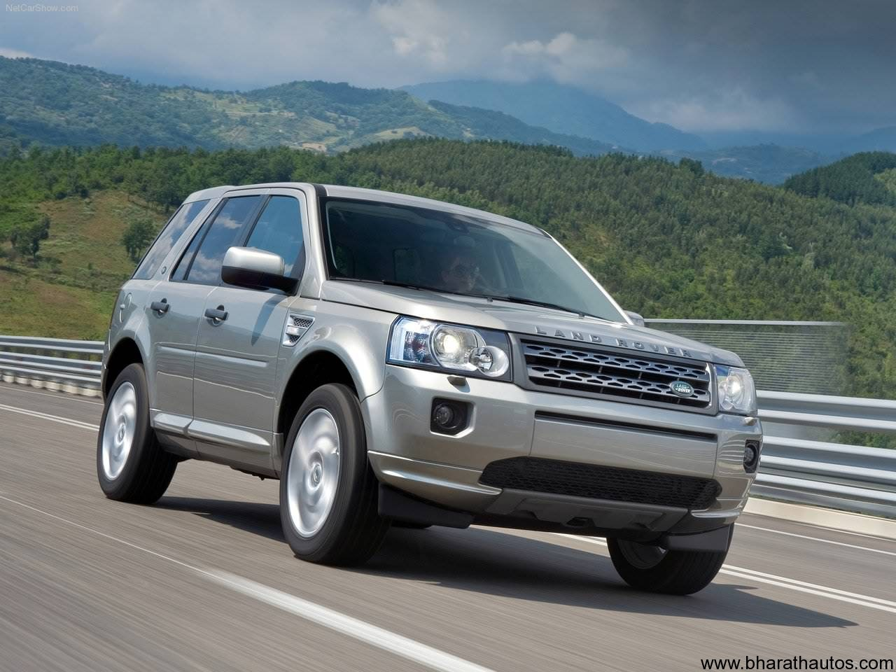 2011 Land Rover Freelander 2 Launched In India