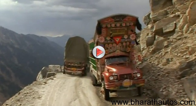 Pakistan's Hell Road is Not for the Faint Hearted