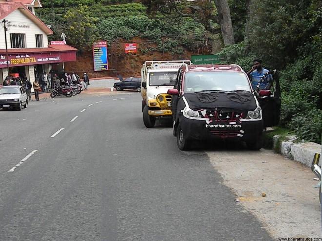 Mahindra Xylo Mini - Front