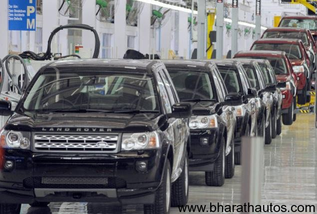 Tata Motors begins assembly at JLR Pune plant