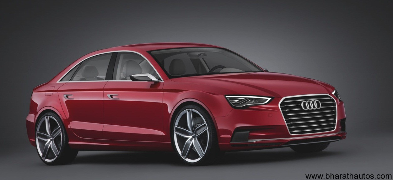2011 Audi A3 Concept