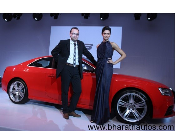 AUDI RS5 Coupe launched