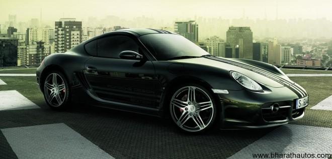 Porsche Cayman Edition - Front