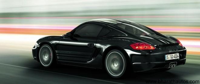 Porsche Cayman Edition - Rear