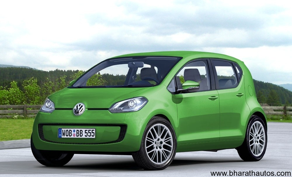 Volkswagen Small Car For India