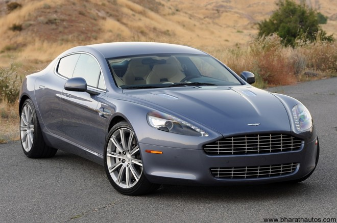 Aston Martin Rapide 4 Door Coupe