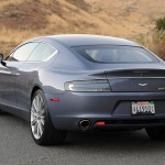 Aston Martin Rapide 4 Door Coupe - 004