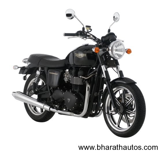 Triumph Motorcycles to launch in India
