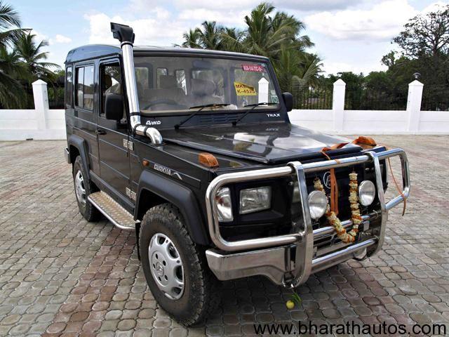 New Gurkha 4WD SUV