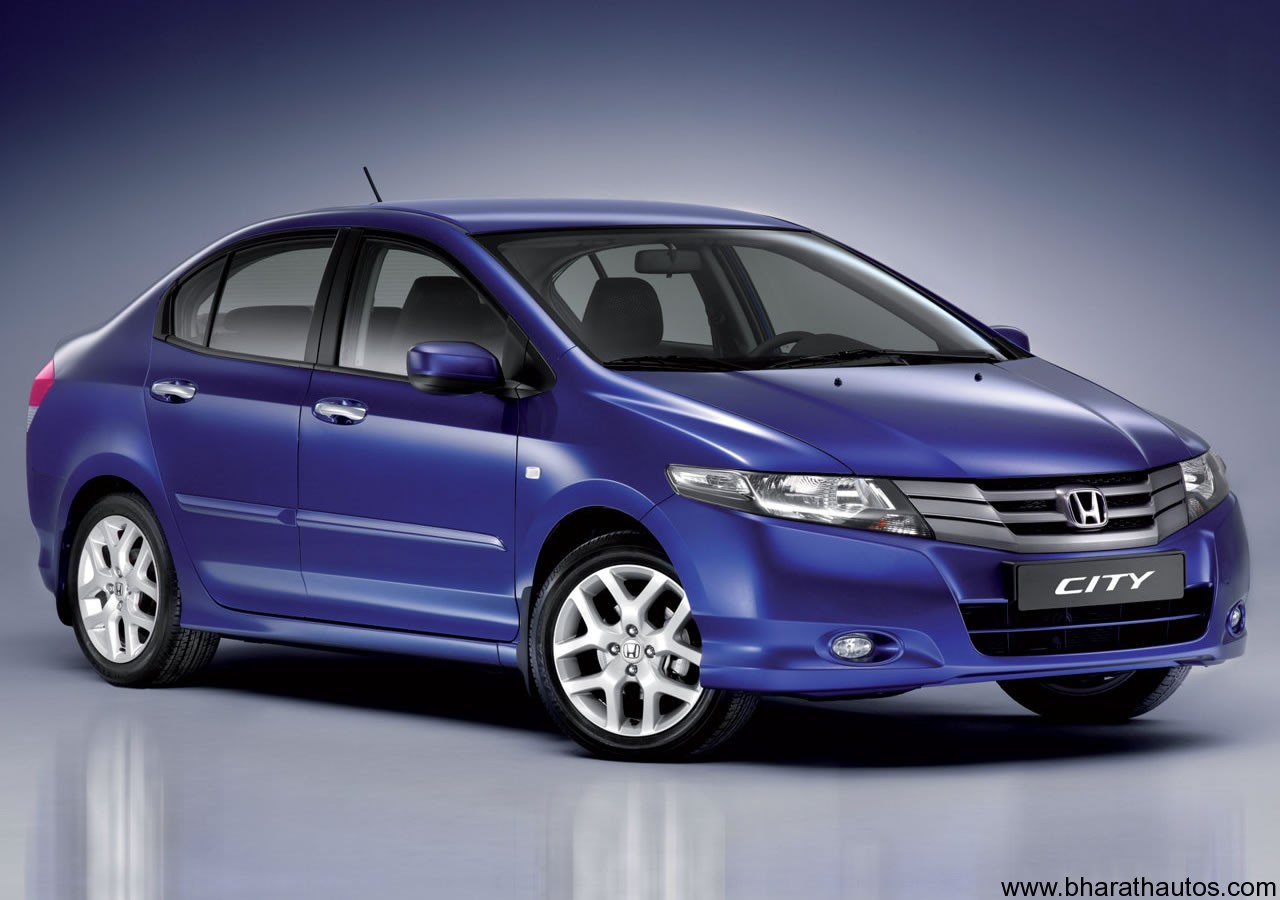 Honda Cuts City Prices In India Up To Rs 66 000