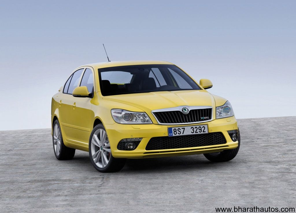 2011 Skoda Laura Rs In India By This September