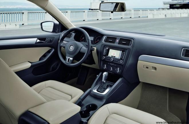 2011 Volkswagen Jetta - Interior