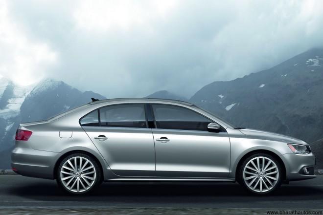 2011 Volkswagen Jetta - SideView