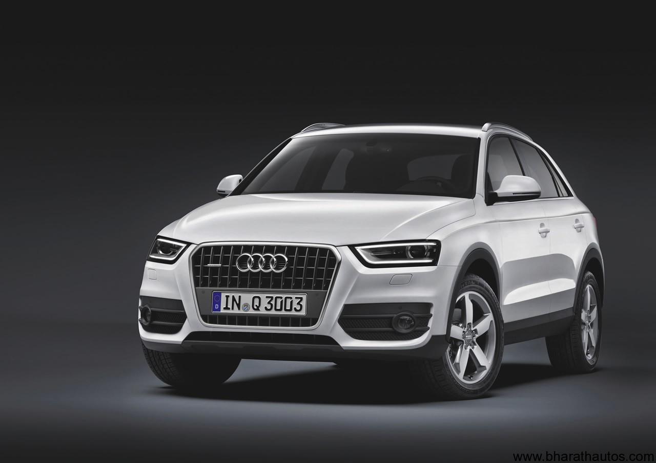 2012 Audi Q3 Crossover - 001
