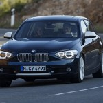 2012 BMW 1-Series leaked image - 001