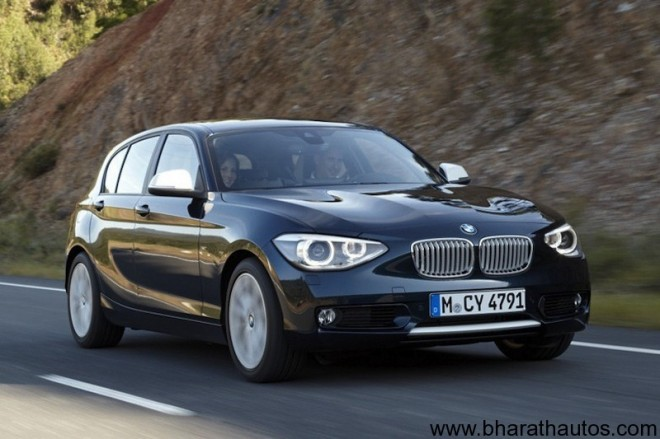2012 BMW 1-Series leaked image