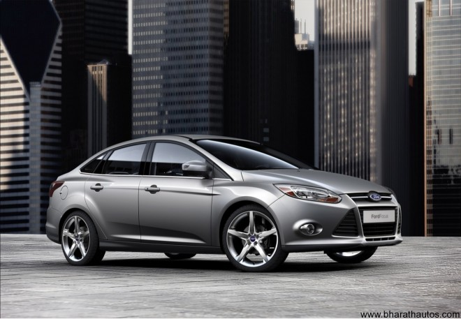 2012 Ford Focus Sedan - Front