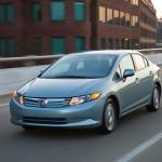 2012 Honda Civic Hybrid - 001