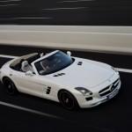 2012 Mercedes-Benz SLS AMG Roadster 002