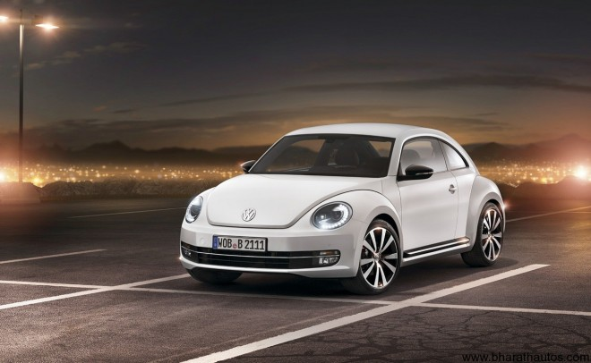 2012 Volkswagen Beetle - Front