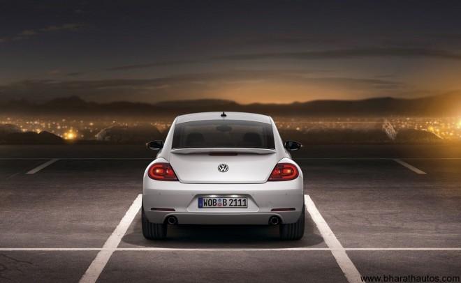 2012 Volkswagen Beetle - Rear