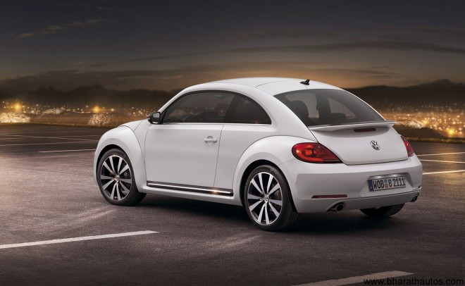 2012 Volkswagen Beetle - SideView