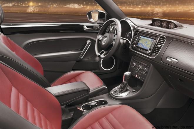 2012 Volkswagen Beetle - Interior