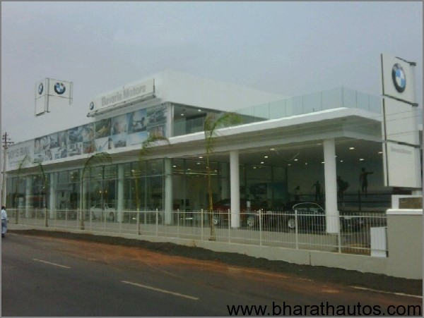 BMW-showroom-Goa