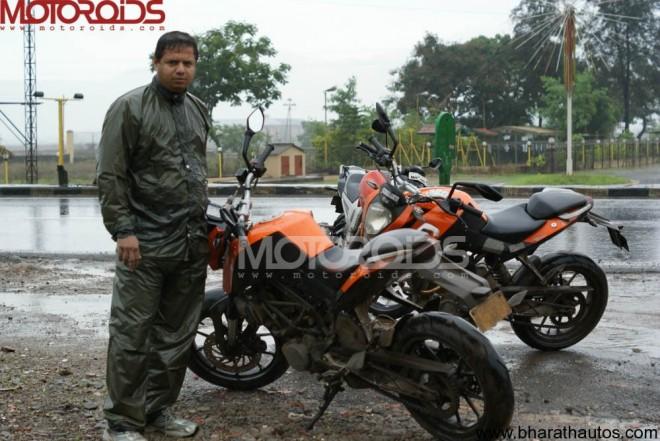 Bajaj-KTM Duke 200 - 001