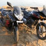 Hero Honda Karizma R v/s ZMR - 002