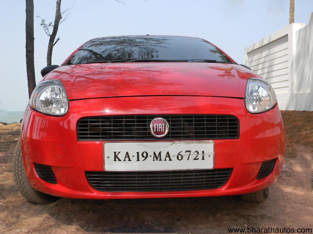 Fiat Grande Punto 1.3 Active (Diesel) - 001