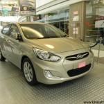 Hyundai's 'New Fluidic' Verna