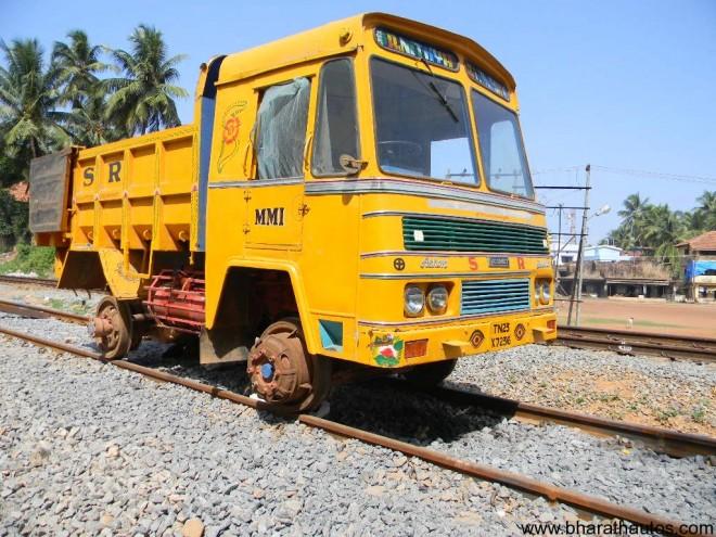 Truckee Train
