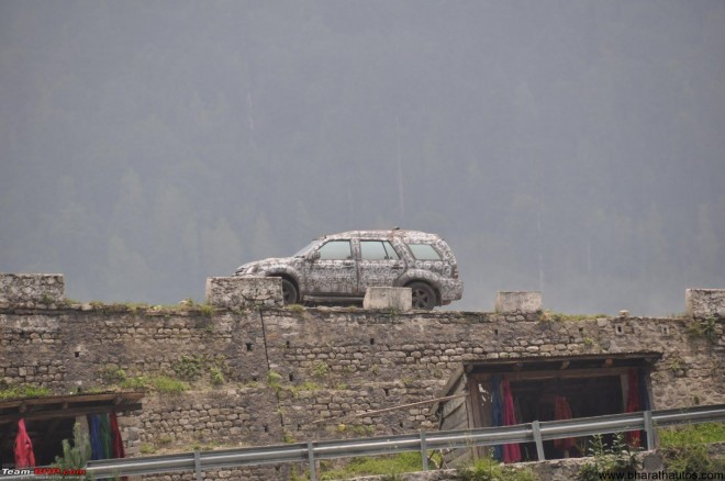 Force One SUV at Leh-Manali - 003