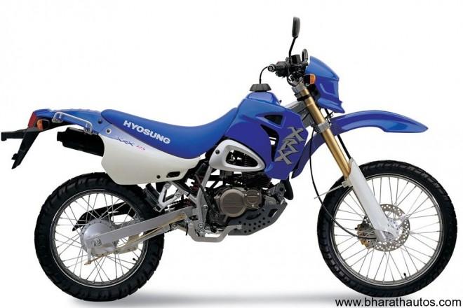Hyosung XRX 400